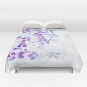 Joy Duvet Cover by ARTsKRATCHES | Society6