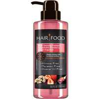 Hair Food Root Cleansing Shampoo Infused With Strawberry Ginger Fragrance