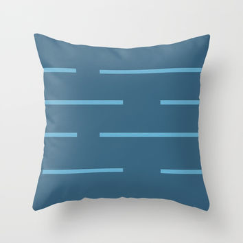 Ming Matisse Throw Pillow by deluxephotos