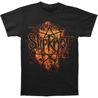 Slipknot Men's  Radio Fires T-shirt Black