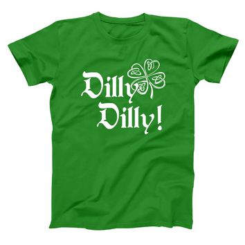 Irish Dilly Dilly Beer Men's T-Shirt