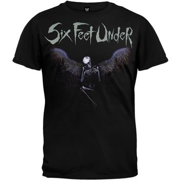 Six Feet Under - Graveyard Classics T-Shirt