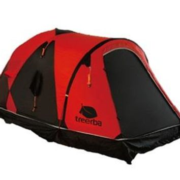 Treerba Lightweight Winter Mountaineering Tent with Snow Skirt