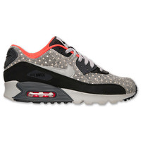 Men's Nike Air Max 90 Leather Premium Running Shoes