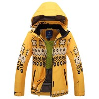 Winter Women Ski Jacket Outdoor Snow Sportwear Women Men Snowboarding Ski Jacket Brand Snow Wear