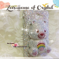 Bling Sale - Bling CARE BEAR 3D Samsung Galaxy Note 2 case with Stylish Crystals