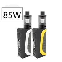 85W Electronic LED Vape E Pen Vapor Tank Mod 2200mah Big Smoke Starter with Box