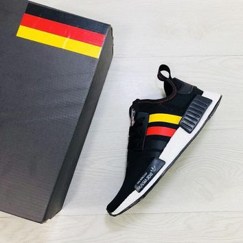 "FIFA WORLD CUP! Adidas NMD XR1 PK BOOST ""Germany"" Sneaker"