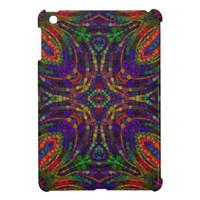 Crazy Beautiful Abstract Case For The iPad Mini