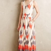 Sabine Maxi Dress by Maeve Red Motif