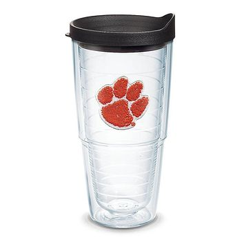 Clemson Tigers Paw 24oz. Tumbler by Tervis