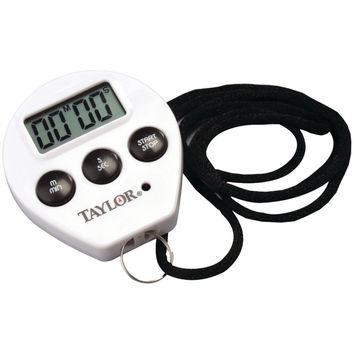 Taylor Chef's Timer And Stopwatch