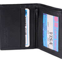 Small Bi-Fold Wallet - 2-Pack+