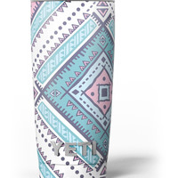 Tribal Vector Ethnic Pattern v3 Yeti Rambler Skin Kit