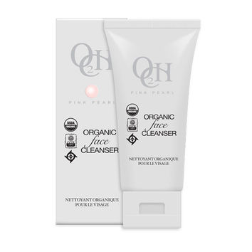 O2CH Organic Pink Pearl Face Cleanser