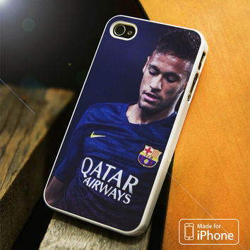 Neymar Jr iPhone 4(S),5(S),5C,SE,6(S),6(S) Plus Case