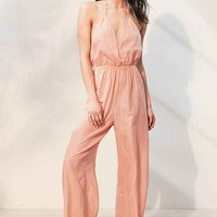 Out From Under Winona Wide Leg Jumpsuit