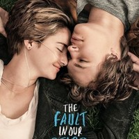 Fault In Our Stars Original Double Sided 27x40 inches Movie Poster