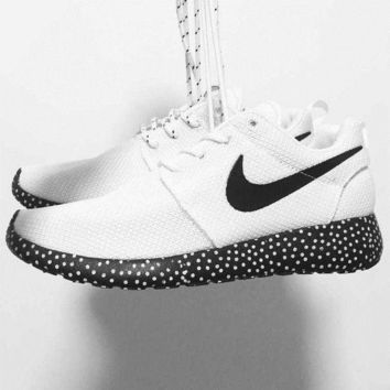 NIKE Fashion Casual Women Men Casual Running Sport Shoes Sneakers White G