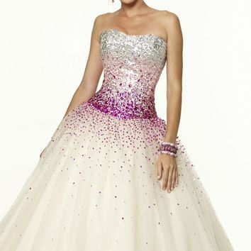 Paparazzi by Mori Lee 97044 Dress