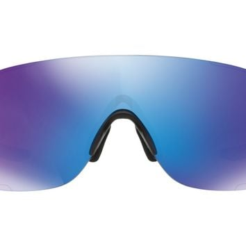 Oakley EVZero™ Stride (Asia Fit) POLISHED WHITE, SAPPHIRE IRIDIUM | Oakley US Store