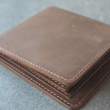 Personalized Men's Wallet - Custom Engraved FREE Shipping #5