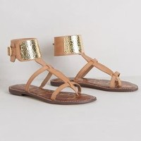 Genette Gladiator Sandals by Sam Edelman Nude 9.5 Sandals
