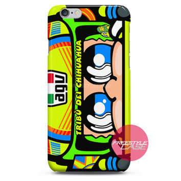 Valentino Rossi VR46 Peekaboo The Doctor iPhone Case 3, 4, 5, 6 Cover