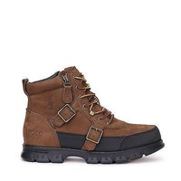 Polo Ralph Lauren Mens Casual Boots Demond New Snuff Nubuck