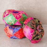 Nepalese Silk Singing Bowl Cushions