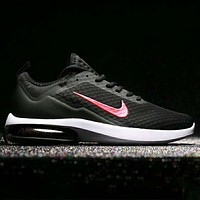NIKE Air Max KANTARA 2018 new air cushion cushioning casual sports running shoes F-XYXY-FTQ Black