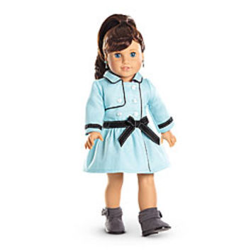American Girl® Dolls: Grace's Travel Coat for Dolls