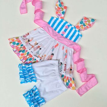 In Stock- Summer Parade 2 piece set