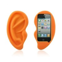 HOTER® Cute Big Ear Apple Iphone 4/4S Case:Amazon:Sports & Outdoors