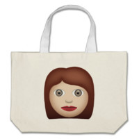 Woman Emoji Bag