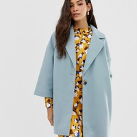 Vila oversized tailored coat | ASOS