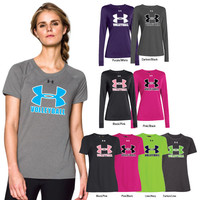 Under Armour Volleyball Tee for Two Combo