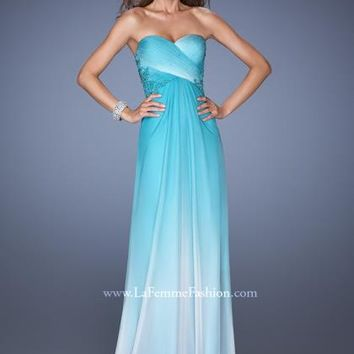 La Femme 19549 at Prom Dress Shop