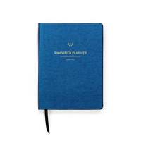 2016-2017 Academic Weekly Simplified Planner by Emily Ley - Navy
