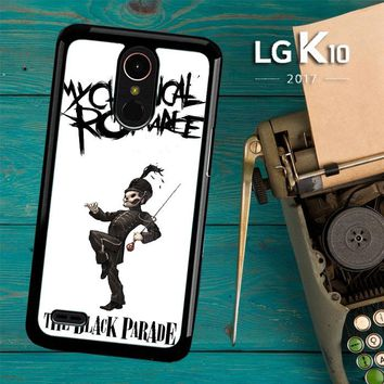 My Chemical Romance X0153 LG K10 2017 / LG K20 Plus / LG Harmony Case