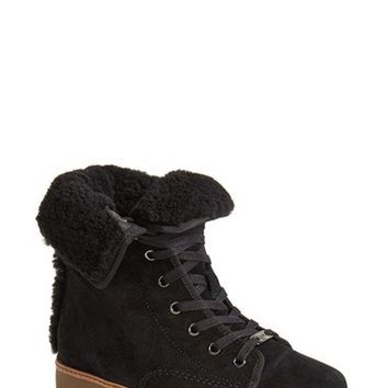 COACH 'Ramsey' Suede High Top Sneaker (Women) | Nordstrom