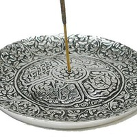 Accessories - Misc Holders Tibetan Incense Burner