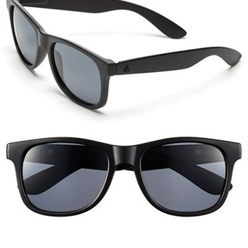 Men's Blenders Eyewear 'Deep Space - M Class' 67mm Polarized Sunglasses - Black / Black