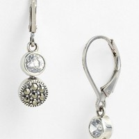 Women's Judith Jack Marcasite Earrings