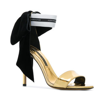 Alexandre Vauthier Ankle Length Sandals - Farfetch