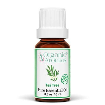 Tea Tree Essential Oil 100% Pure Organic