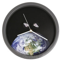 ASTRONAUTS ANIMATED CLOCK
