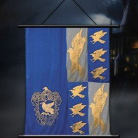 Harry Potter  Wall Scroll  Ravenclaw