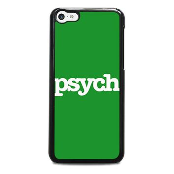PSYCH iPhone 5C Case Cover