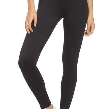 Zella Fine Line High Waist Ankle Leggings | Nordstrom